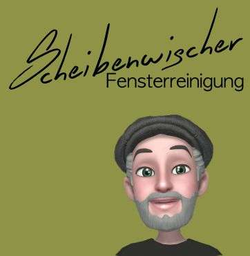 Scheibenwischer - Fensterputzer / Fensterreinigung Icon