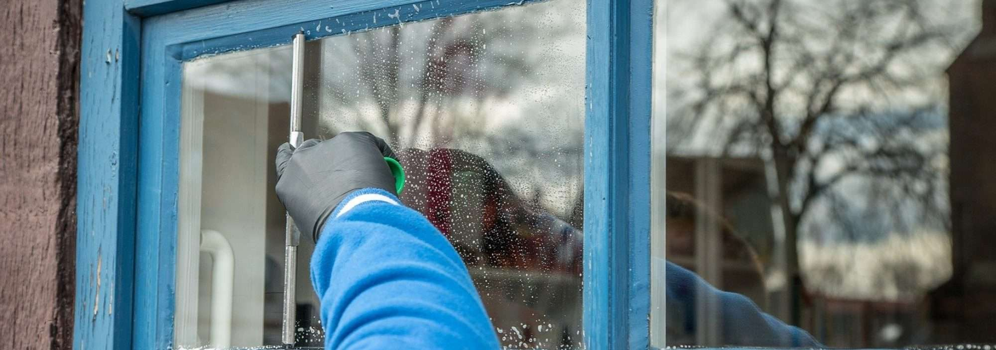 Scheibenwischer - Fensterputzer
